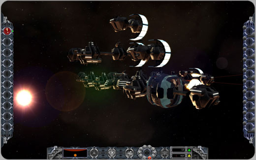 Orbital in-game screenshot