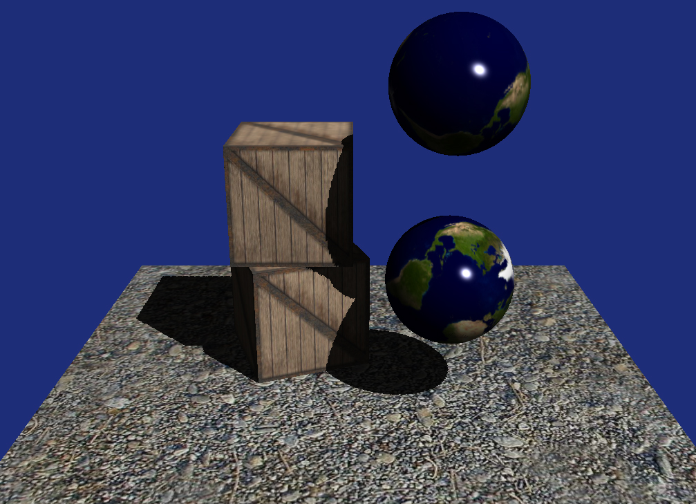 Coding Labs :: Deferred Rendering Shadow Mapping